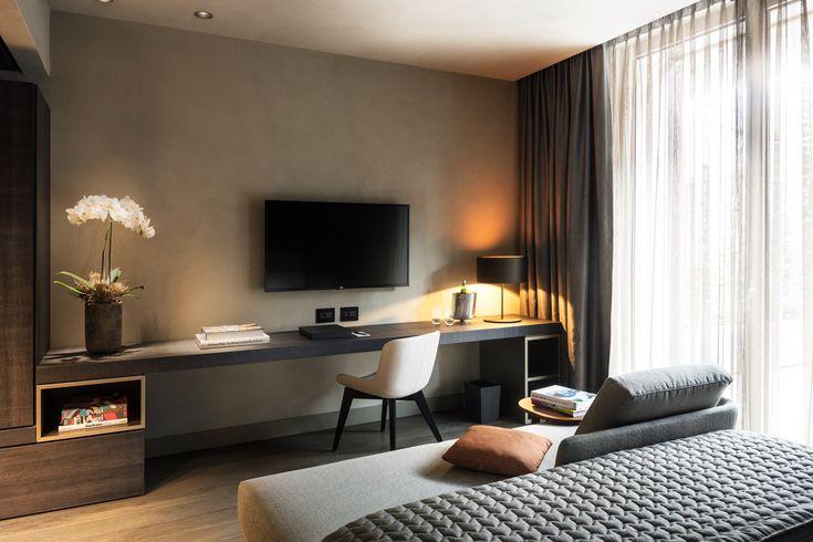 Molteni&C arreda l'Hotel VIU Milan
