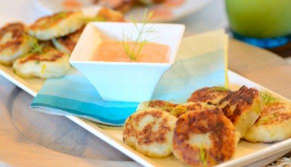 Pan-Fried Potato Patties (Bolinho de Batata)