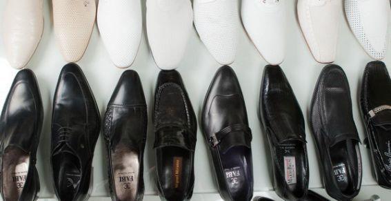 Искусство продавать обувь