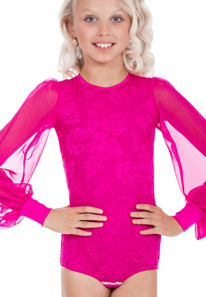 DSI Esme Juvenile Dance Leotard 1097J | Dancesport Fashion @ DanceShopper.com