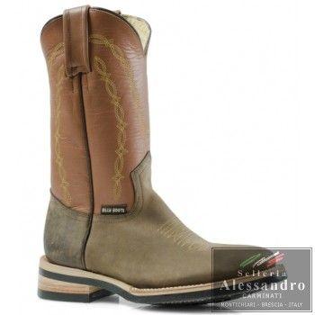 STIVALI WESTERN BILLY BOOTS ROPER http://www.selleriacarminati.it/abbigliamento-equitazione/stivali-western-billy-boots-roper.html