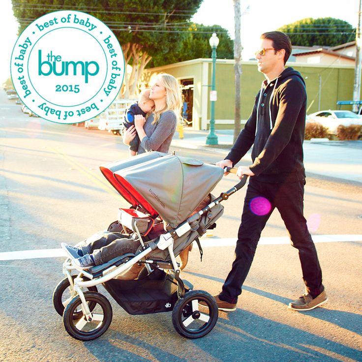 "Best Double Stroller Best of Baby 2015 ""A twin"