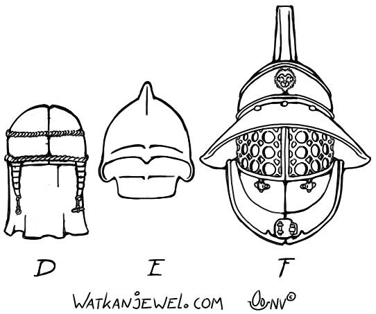 Ancient armory: Niels Vergouwen Watkanjewel.com