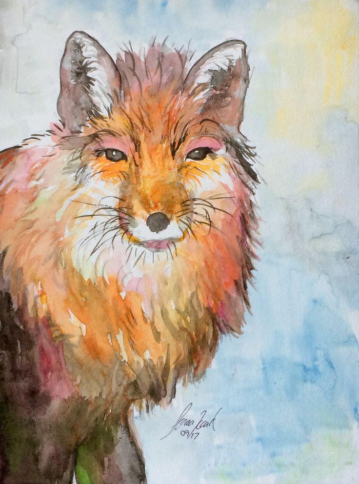 Foxterpiece ~ Sara Noad