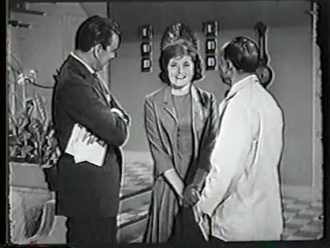 "The age of innocence in TV - ""BACHELOR FATHER"" (Summer Romance) 2/20/1962."