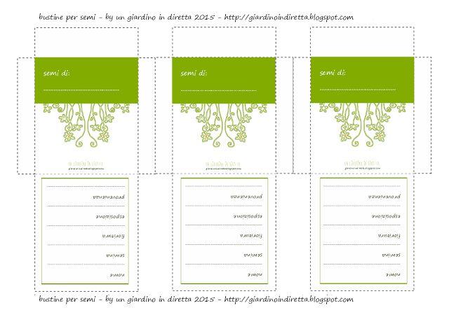 25 best ideas about etichette da giardino su pinterest for Cartellini per piante