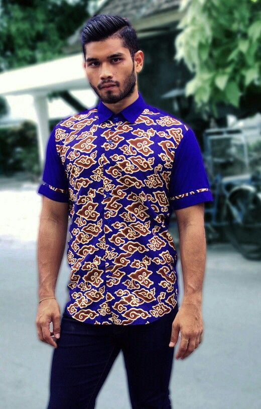 Mavazi menswear - Batik pattern in simplicity & urban concept