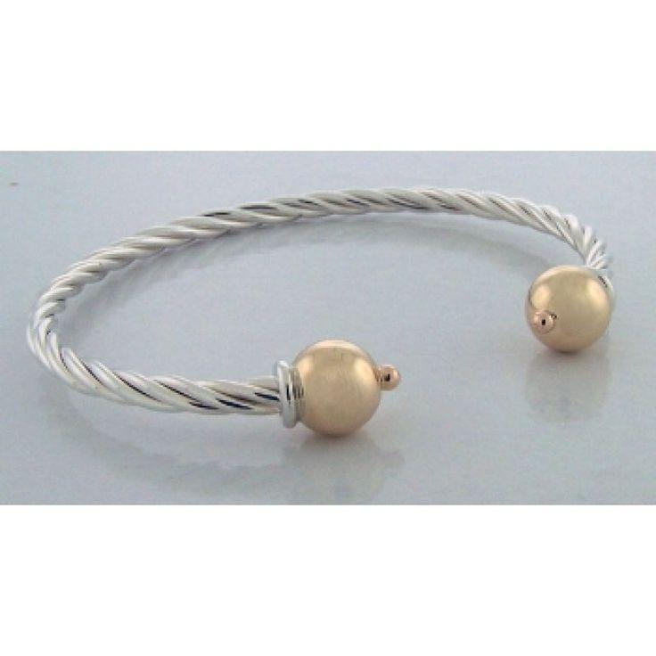 Cape Cod Twist Cuff Bracelet ($85 - $200) - Cape Cod Bracelets - CAPE COD JEWELRY