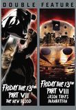 Friday the 13th Part VII: The New Blood/Friday the 13th Part Viii: Jason Takes Manhattan [DVD]