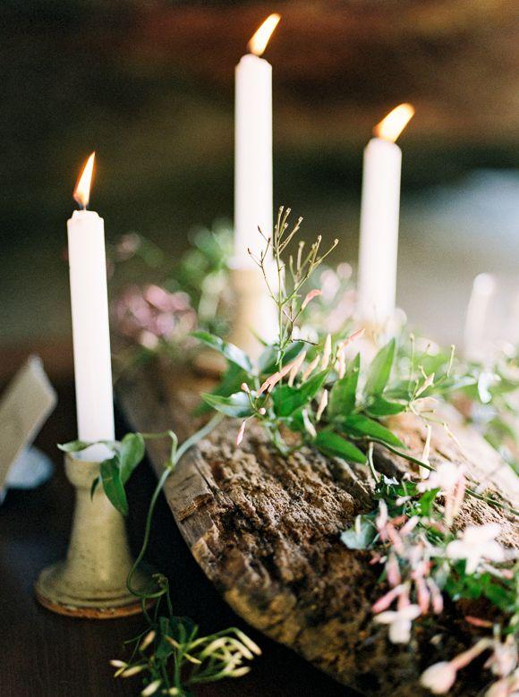 Cosy candlelit inspiration on the Oregon Coast
