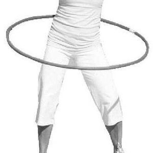How to make a hula hoop weighted!