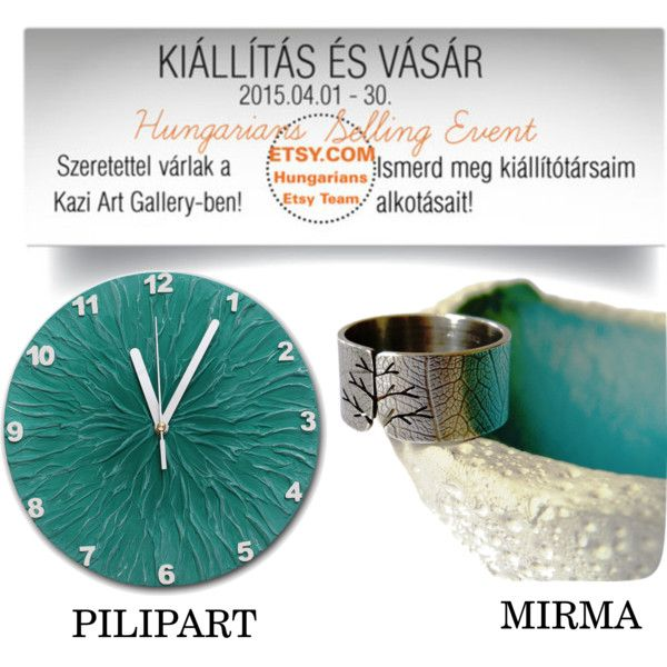 HUNGARIANS SELLING EVENT by pilipar-eva on Polyvore featuring Satine, etsy and hetsellingevent