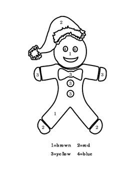 25 Best Ideas About Gingerbread Man Coloring Page On