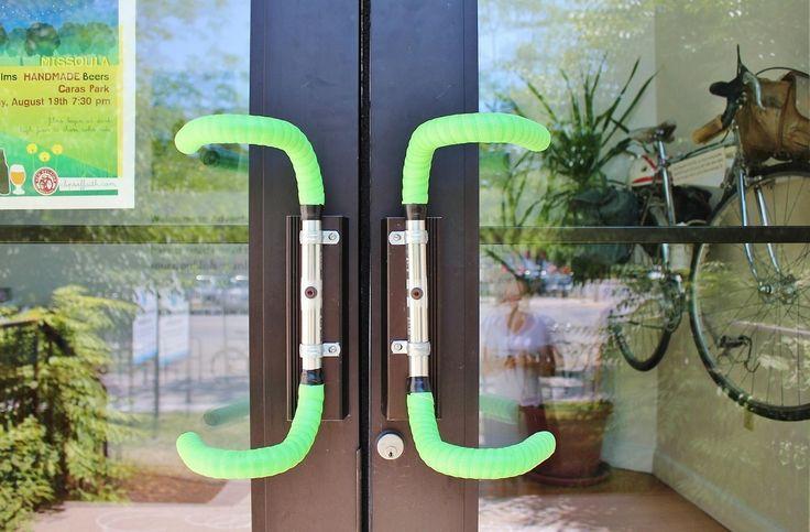 door #bike #fixie - For more great pics, follow www.bikeengines.com