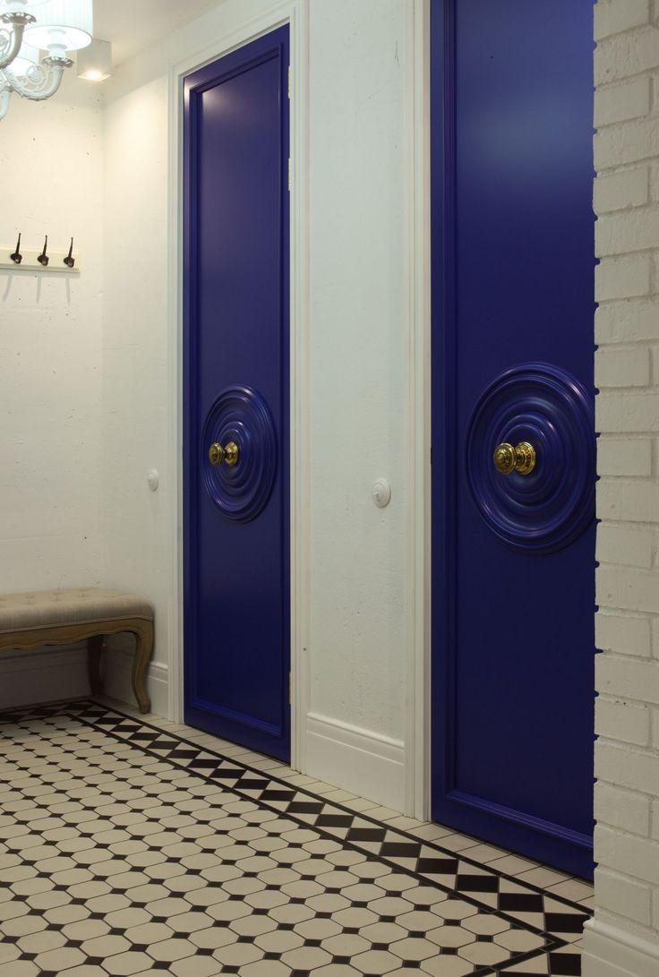 Doors with personality byKorneev Design Workshop