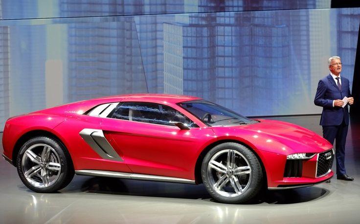 Audi Nanuk concept car