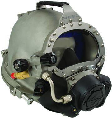 KM77 Helmet | Dive Commercial International