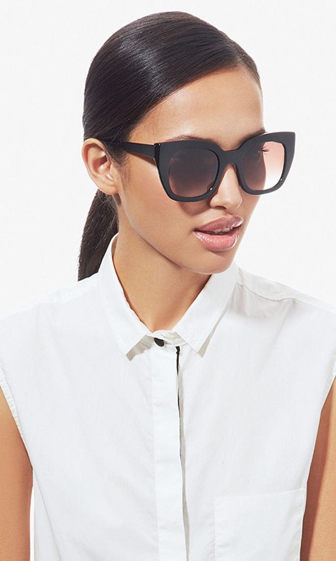 Sunglasses perfect for sunny days in the city or at the beach