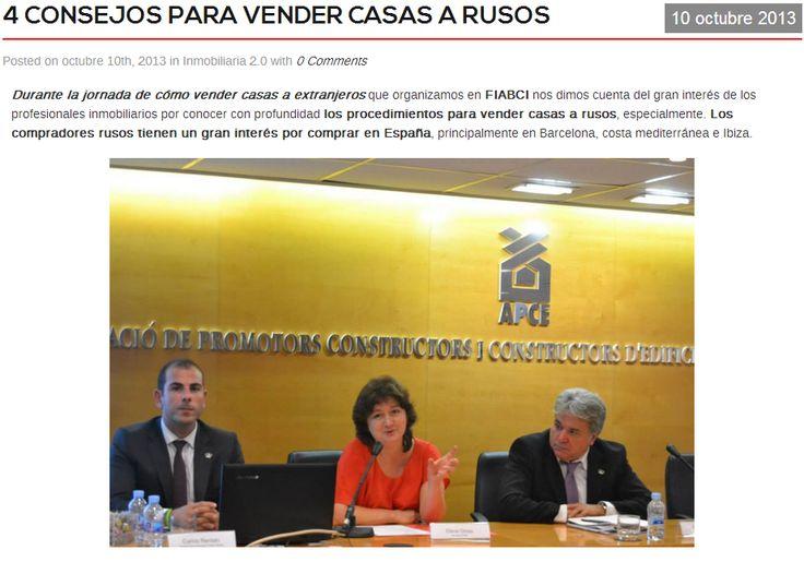 4 Consejos para vender casas a rusos por Carlos Rentalo http://www.carlosrentalo.es/4-consejos-para-vender-casas-a-rusos/