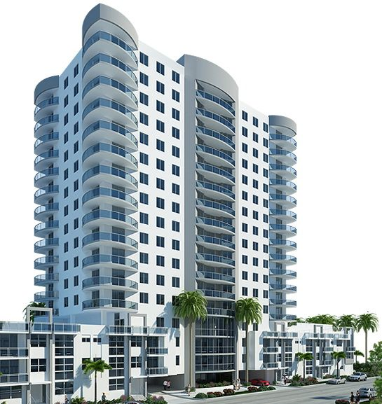 23 Biscayne Bay condo is a condominium located in the heart of Downtown Miami right on the bay. 23 Biscayne Bay takes its inspiration from the fast-growing Arts & Entertainments district of Downtown Miami. The brand new Melo Group building occupies a unique space with Bay views and infinity pool and despite its completion at 2012, it is quickly becoming one of Downtown's hottest addresses.