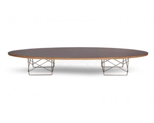 Stolik Eames Elipse Table (swtół inspirowany projektem) http://esencjadesign.pl/stoly-i-stoliki/225-stolik-kawowy-czarny.html