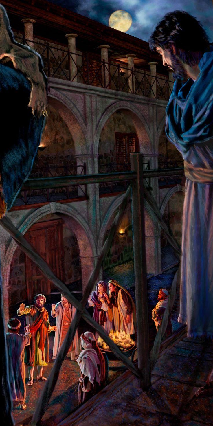 pentecost night