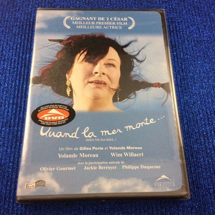 Quand la Mer Monte/ When the Sea Rises DVD Sealed Nouveau English Subtitles 2005