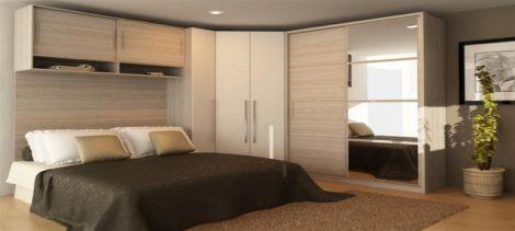 MÓVEIS PARA DORMITÓRIO CASAL roupeiros camas, tapetes e mais | Moda & Decor