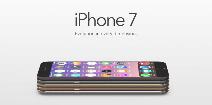 Forget the iPhone 6S, let's talk about the iPhone 7.