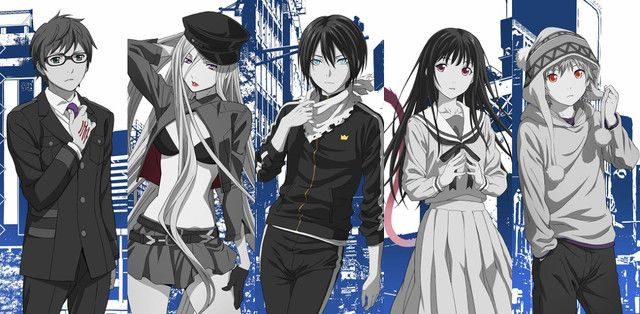 Noragami Characters and Their Connections to Japanese Mythology. Part 1