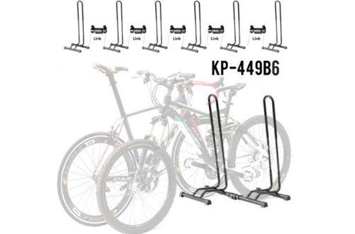 Bike Floor Parking Rack Storage Stands Bicycle #bikestands #bikerack