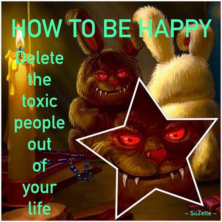 HOW 2 B HAPPY