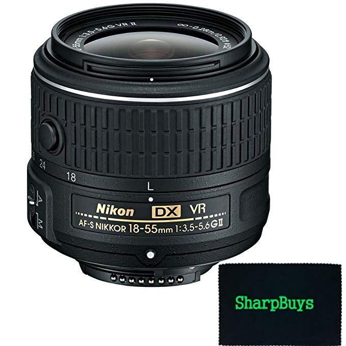 Nikon 18 55mm F 3 5 5 6g Vr Ii Af S Dx Nikkor Zoom Lens White Box Lens For Nikon D5000 Digital Slr Cameras Review