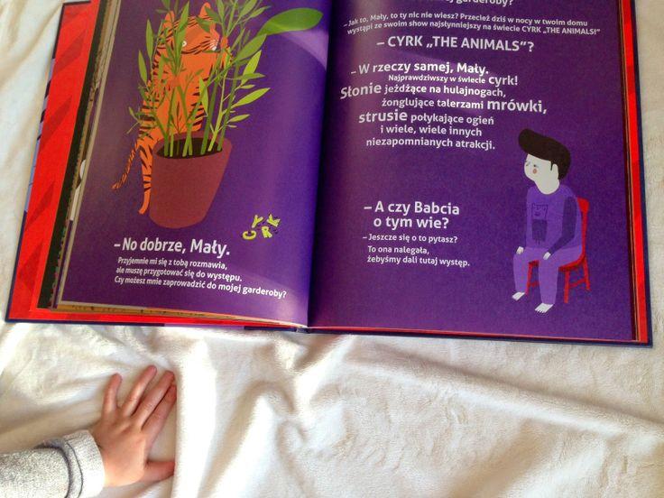 Wyjątkowe książki dla dzieci w jednym miejscu: Kocham Pana, Panie Tygrysie!