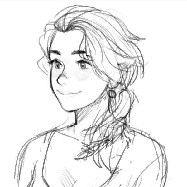 Λnnie Mei Project — Hairstyle meme based on this: ponytail, pigtails,...