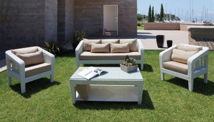 Gartenmobel Von Hornbach : Gartenmöbel aus Polyrattan – auch 2015 ein gestalterischer
