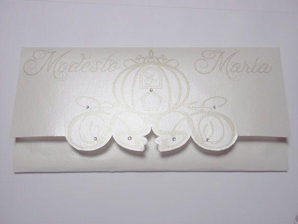 Partecipazioni Matrimonio Tema Disney : Oltre fantastiche idee su carrozza di cenerentola