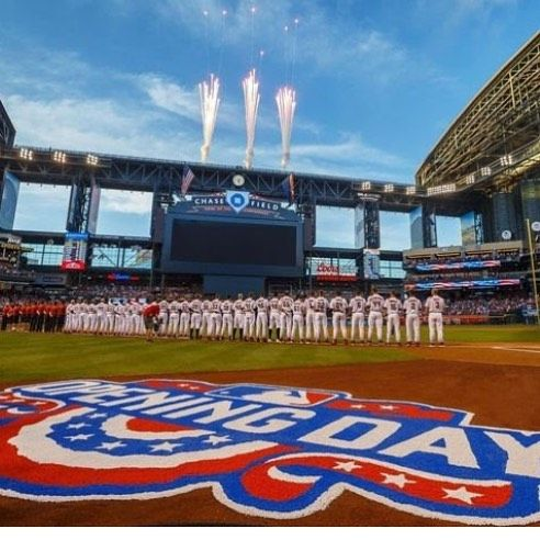 Only 40 days until Opening Day! Are you excited for the upcoming season?  #baseball #mlb #diamondbacks #orioles #redsox #cubs #indians #rockies #astros #royals #angels #dodgers #marlins #mets #yankees #phillies #pirates #padres #giants #mariners #cardinals #rays #rangers #bluejays #nationals