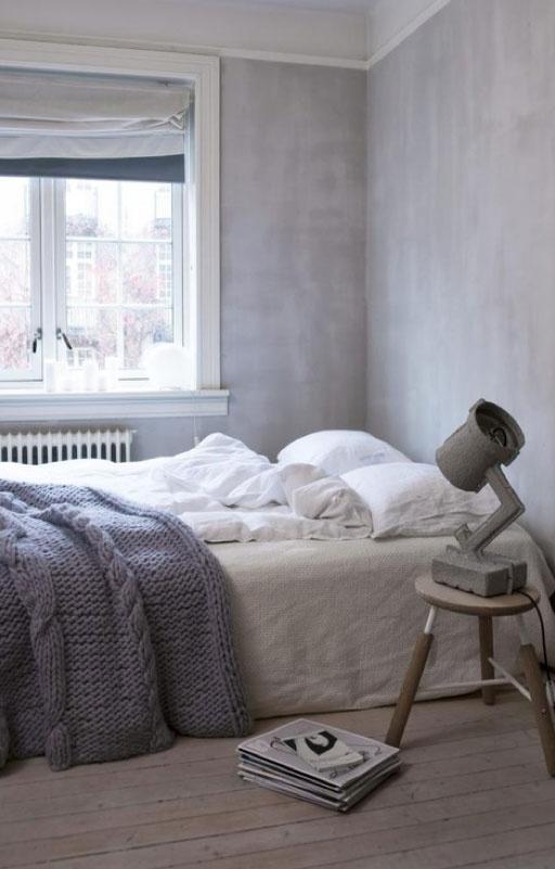 25 beste idee n over grijze slaapkamer muren op pinterest grijze slaapkamers kendall - Grijze hoofdslaapkamer ...