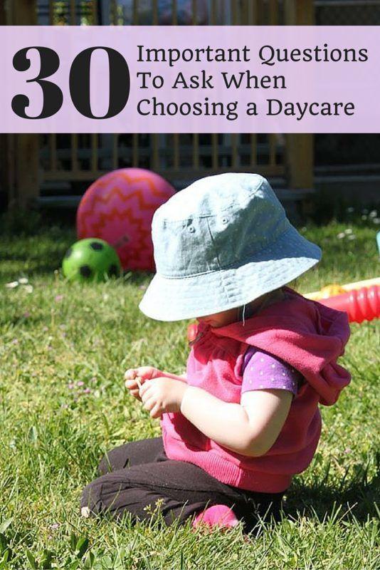 free daycares