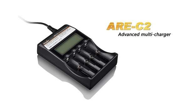 ARE-C2 is an advanced multi-charger compatible with broad spectrum of Li-ion and Ni-MH rechargeable cell sizes and capable of charging four different rechargeable batteries simultaneously while the LCD display keeps you informed with readouts of voltage and charging status. Utilizing our exclusive accelerated charging technology, it takes only three and a half hours to fully charge four ARB-L2 (2600mAh) 18650 rechargeable batteries. #hidcanada