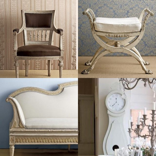 gustavian style by guest mom leslie design mom - Gustavian Style Furniture