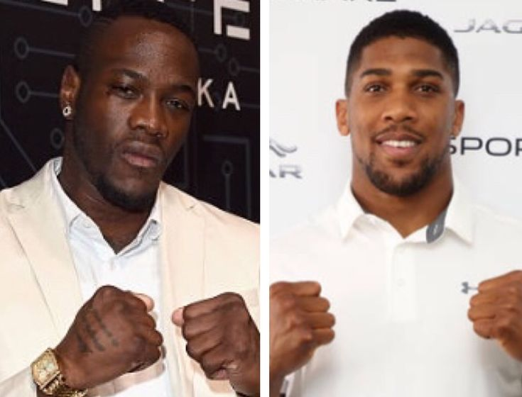 "Deontay Wilder: I'm taking Anthony Joshua's trash out – ""Ortiz was his mandatory"" #News #allthebelts #boxing"