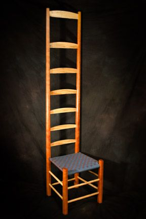 1000 Images About Shaker Ladderback Chair On Pinterest