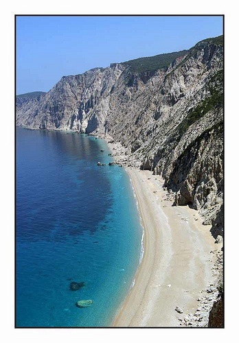 Kefalonia  Greece. Our tips for 25 fun places to visit in Greece: http://www.europealacarte.co.uk/blog/2012/07/31/what-to-do-greece/