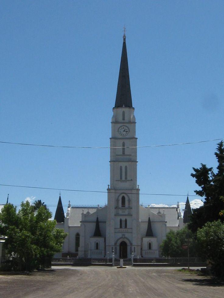 Church - Aberdeen, South Africa. Photo: Johan Nel.