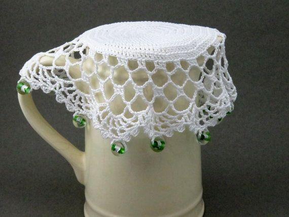 64 Best Crochet Jug Cover Images On Pinterest Crochet