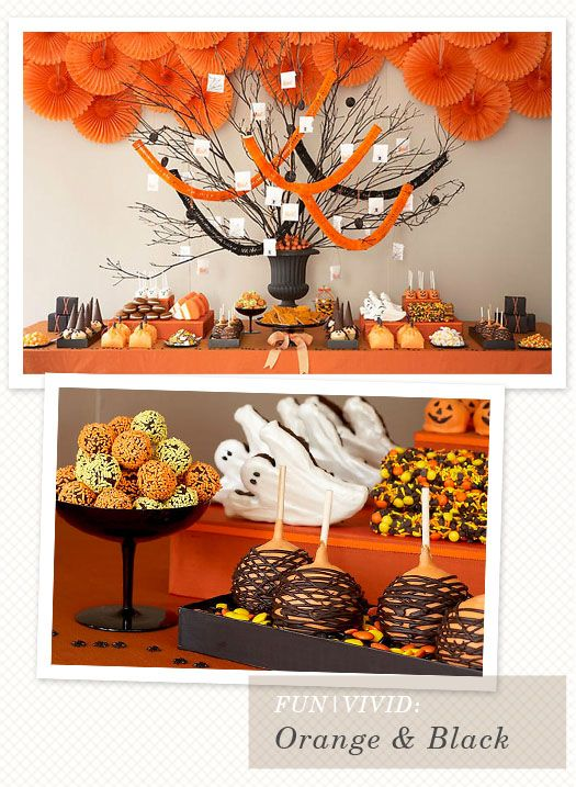 Halloween party ideas: Boo, Holiday Halloween, Halloween Decoration, Food, Parties, Event, Halloween Party Ideas, Fall Halloween, Halloween Ideas