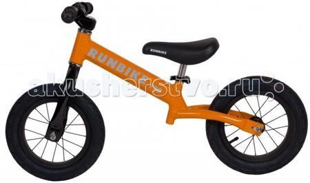 Runbike Pro  — 9700р. ------------------------------------------  Беговелы Runbike – это детские двухколесные велосипеды, у которых нет педалей. Они совмещают в себе черты велосипеда и самоката и помогают держать равновесие.  Характеристики: Беговел подходит для детей от 2.5 лет  Легкая регулировка седла в диапазоне от 36 до 48 см  Светоотражающий логотип Reflective RX для большей безопасности Суперлегкая алюминиевая рама (сплав Alu-pro) с интегрированной опорой для ног.  Максимально комфорт…