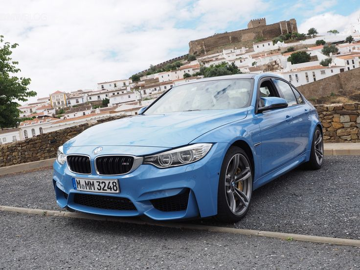 New Photo Gallery: 2015 BMW M3 Sedan and M4 Coupe - http://www.bmwblog.com/2014/05/23/new-photo-gallery-2015-bmw-m3-sedan-m4-coupe/